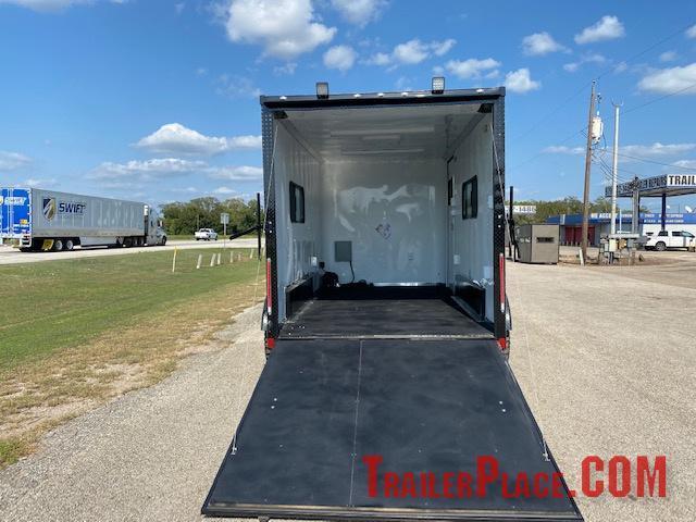 2021 Cargo Craft 7x14 Off Road Enclosed Trailer