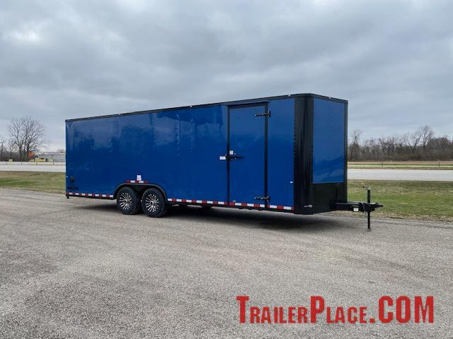 2021 Cargo Craft 8.5x26 Auto Carrier/ Enclosed Cargo Trailer