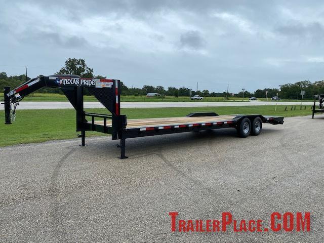 2021 Texas Pride 102x28  Equipment/Car Hauler