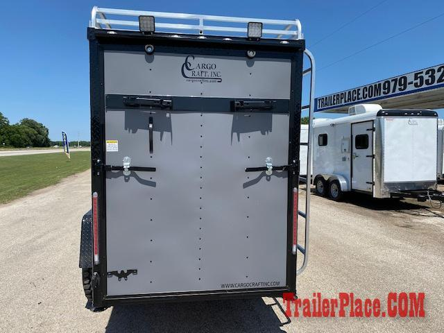 2020 Cargo Craft 5x10 Off Road Enclosed Trailer