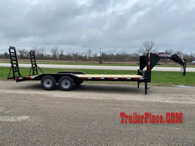 "2020 Texas Pride 102"" x 24 Equipment/Car Hauler"