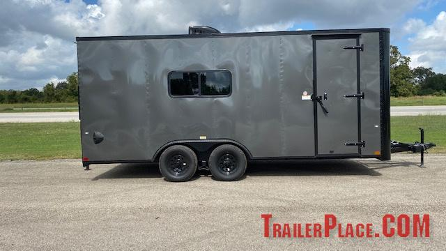 2021 Cargo Craft 8.5 x 18 Enclosed Trailer