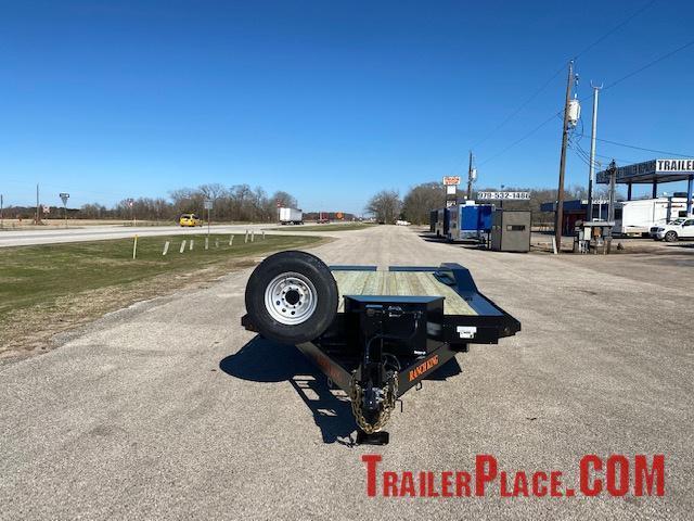 "2021 Ranch King 102"" x 22' Equipment Hauler"