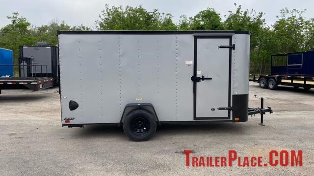 2021 Cargo Craft 6 x 14  Enclosed Cargo Trailer