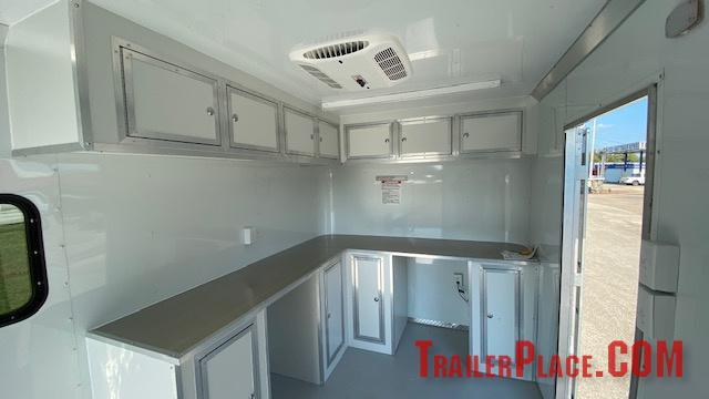 2021 Cargo Craft 7x16 Off Road OfficeTrailer