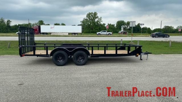 2021 East Texas  83 x 18 Utility Trailer