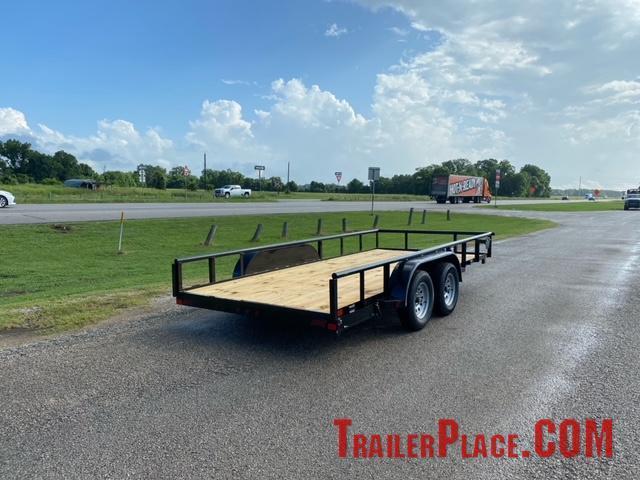 2022 East Texas  83 x 16 Utility Trailer