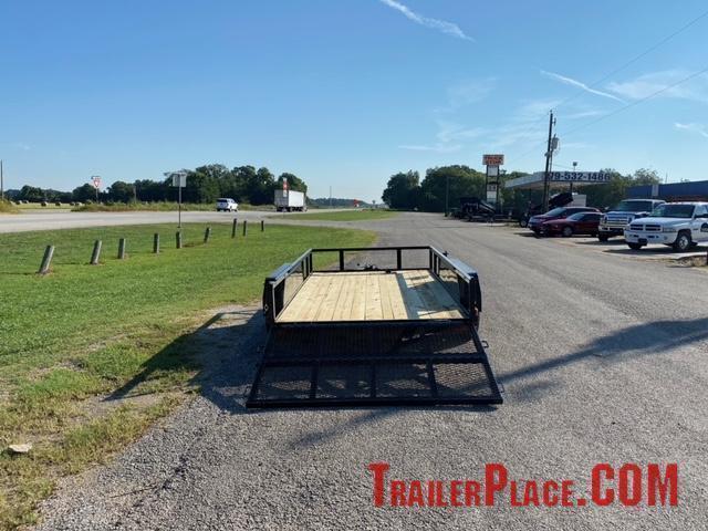 2022 East Texas  77 x 12 Utility Trailer
