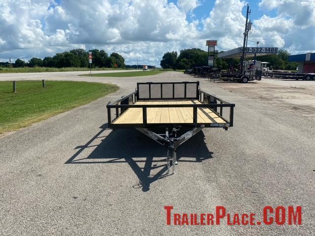 2022 East Texas  83 x 14 Utility Trailer