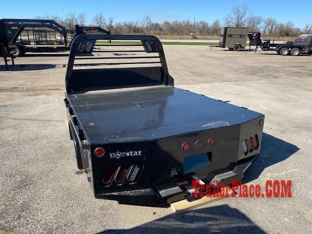 "2020 Norstar 84"" x 84"" CTA 42"" ST Skirted Truck Bed"