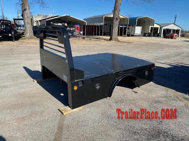 "2020 Norstar 84"" x 84"" CTA 42"" ST Skirted Truck Bed"