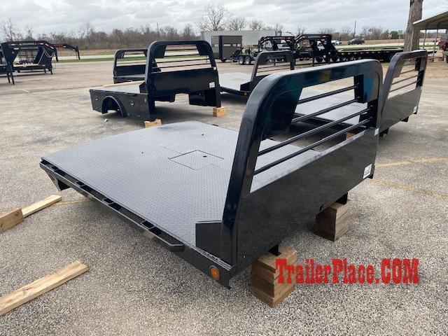 "2020 Norstar 8'6"" x 84"" CTA 56"" SR Diamond Plate Truck Bed"