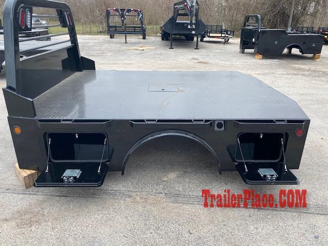 "2020 Norstar 9'4"" x 94"" CTA 60"" ST Skirted Truck Bed"