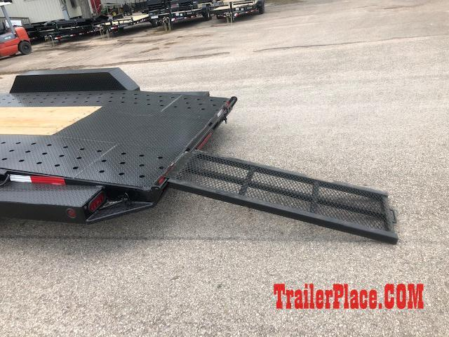 "2021 Ranch King 6'10"" x 20 Car Hauler Trailer"
