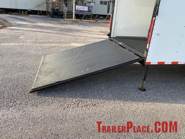 2021 Cargo Craft 7x20 Off Road Enclosed Trailer