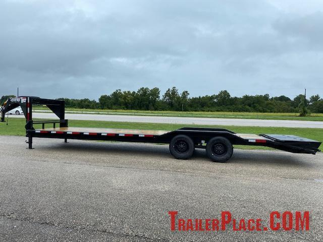 "2021 Texas Pride 102"" x 30' Equipment/Car Hauler"