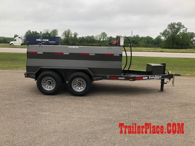 2021 East Texas 990 Gal Diesel Tank Trailer