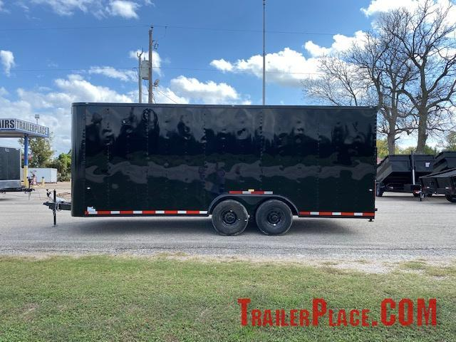 2021 Cargo Craft 8.5x22 Auto Hauler Enclosed Trailer