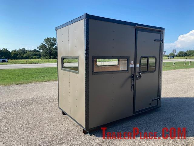 2020 Cargo Craft 6x8 Hunting Blind