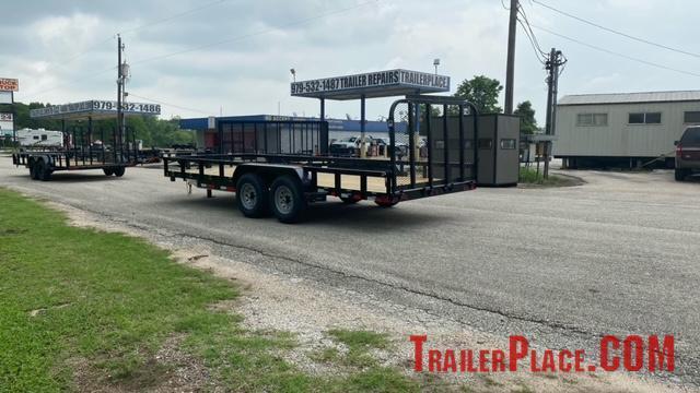 2021 East Texas  83 x 20 Utility Trailer