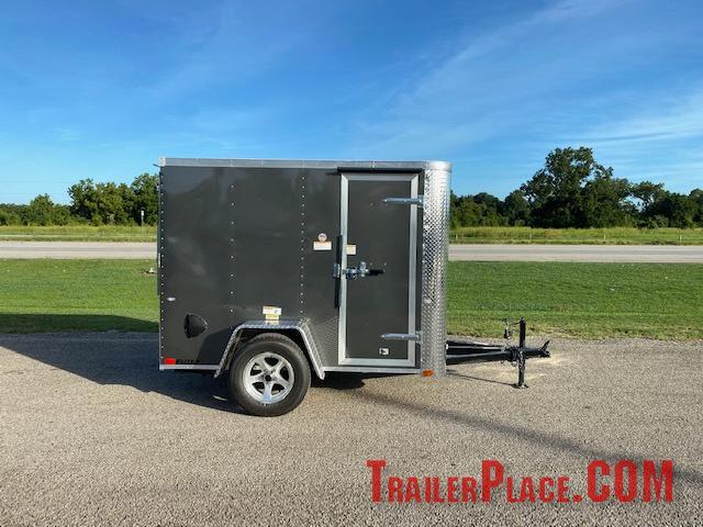 2020 Cargo Craft 5x8 Enclosed Trailer