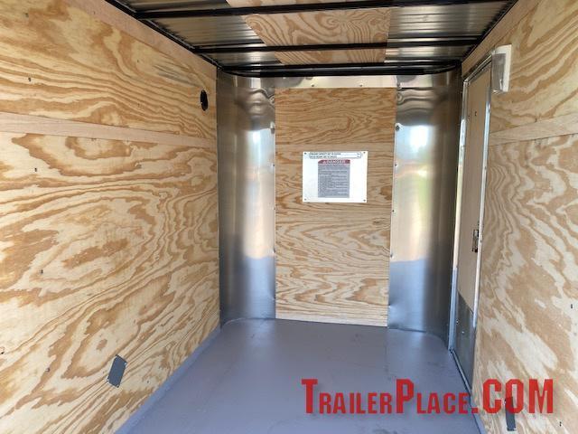 2020 Cargo Craft 5x8 Enclosed Trailer