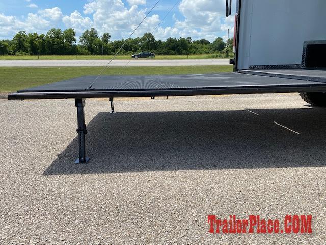 2020 Cargo Craft 7x12 Off Road Enclosed Trailer
