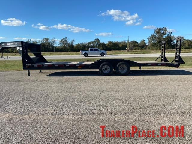 2017 East Texas 102 x 28 Car / Equipment Trailer