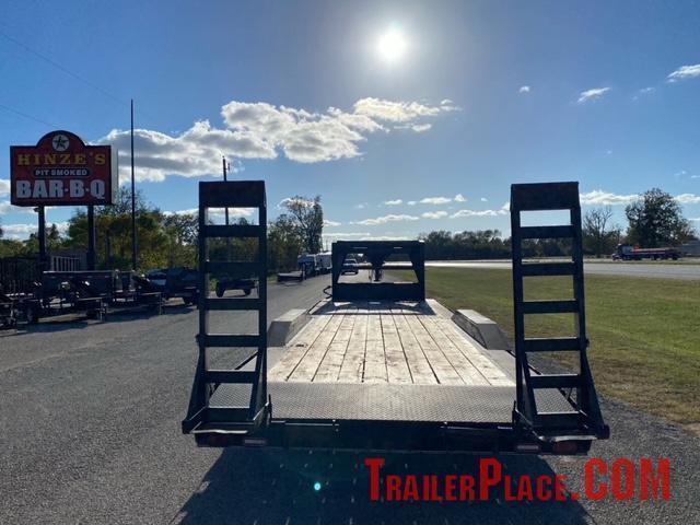 2017 East Texas 102 x 28 Car / Equipment Trailer