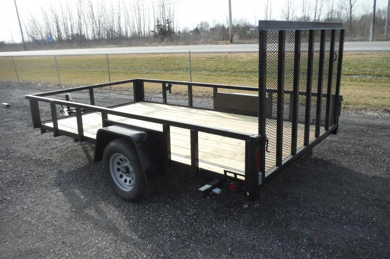 2021 Quality Steel and Aluminum 14 FT LANDSCAPE Utility Trailer