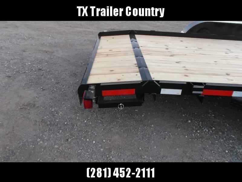 2022 Longhorn Trailers 83x20 7K Car Hauler / Racing Trailer / 2ft Dovetail / 5ft Ramps / Brakes