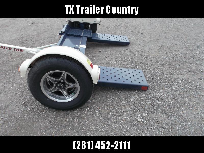 """2022 Master Tow 80"""" THD Tow Dolly / No Brakes / Mag Wheels / Wheel Straps"""