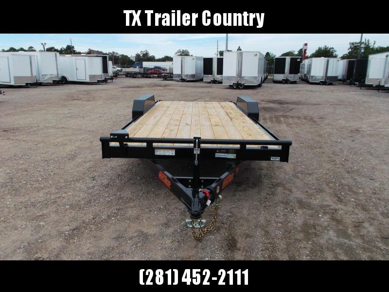 2020 Maxxd 83X20 10K Car Hauler / Racing Trailer / Flat Deck Rental Trailer