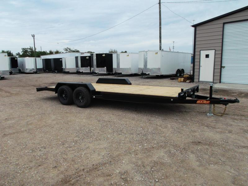 2020 Maxxd 83X20 10K Car Hauler / Racing Trailer / Flat Deck Rental Trailer