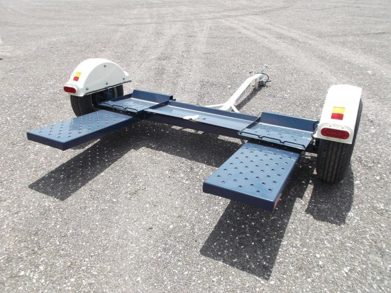 """2020 Master Tow 80"""" THD Tow Dolly with Surge Brakes"""