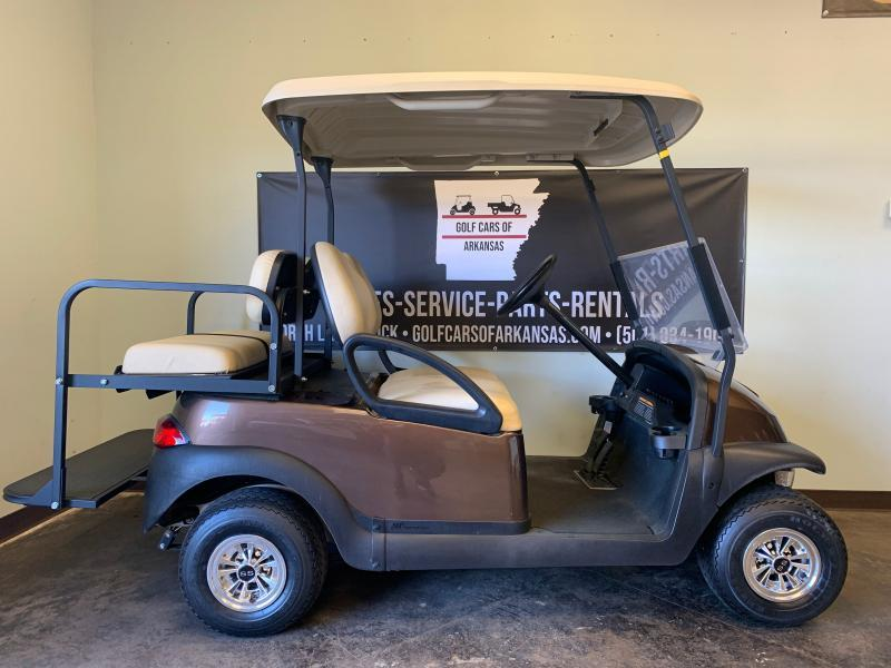 2017 Club Car Precedent 4P Gas HLTL Golf Cart