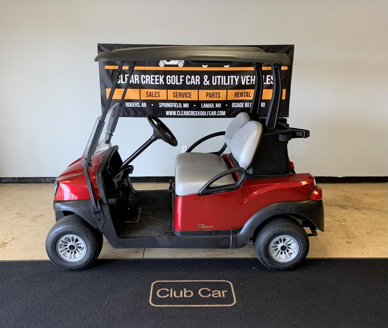 2018 Club Car Tempo Golf Cart