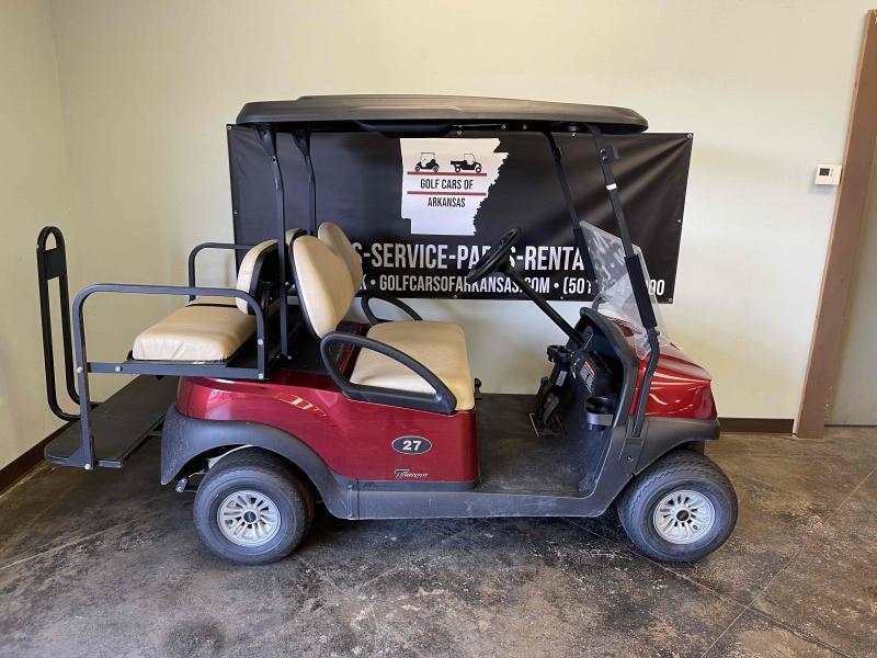 2020 Club Car Tempo Gas 4P Golf Cart