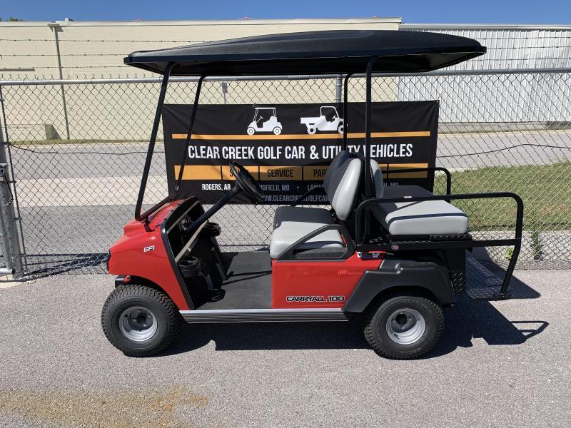 2020 Club Car Carryall 100 Golf Cart