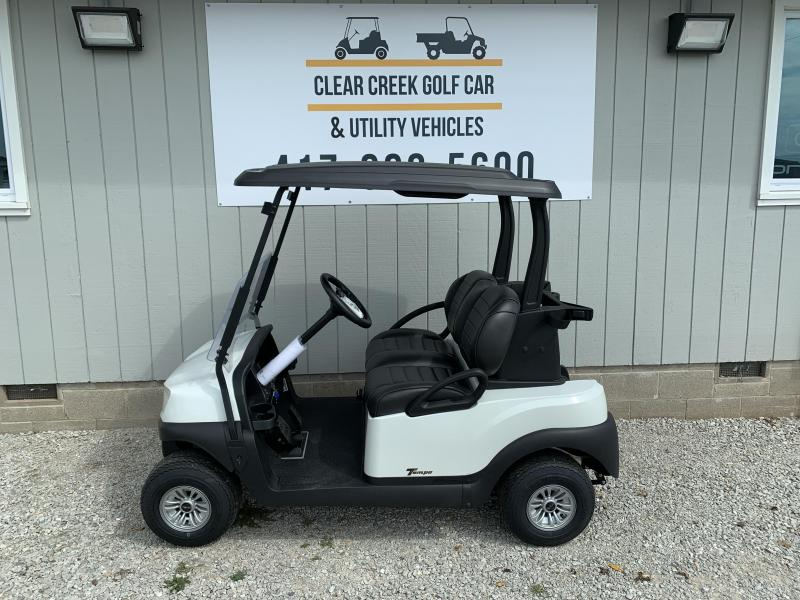 2021 Club Car Tempo Gas Golf Cart