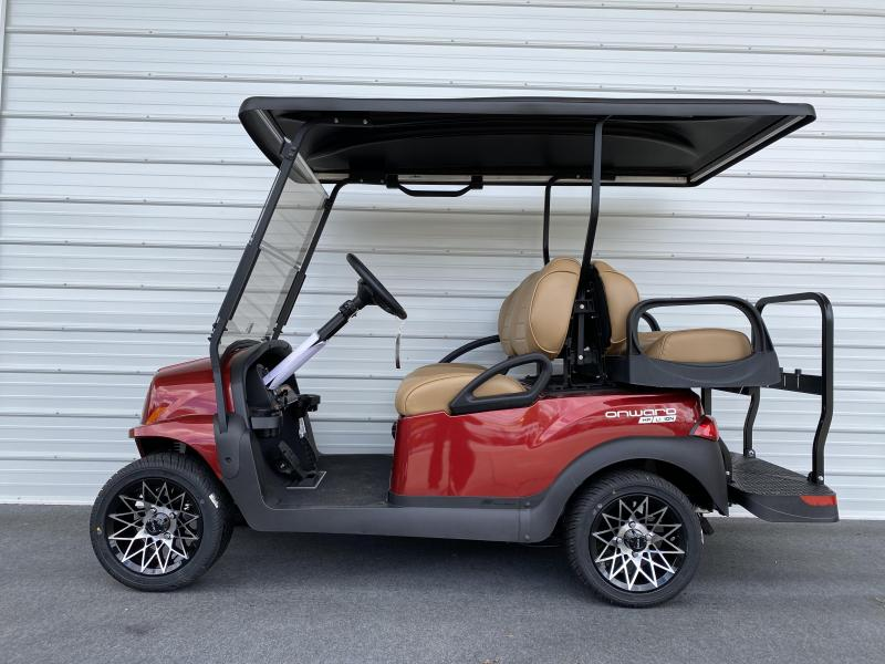 2021 Club Car Onward Lithium Golf Cart