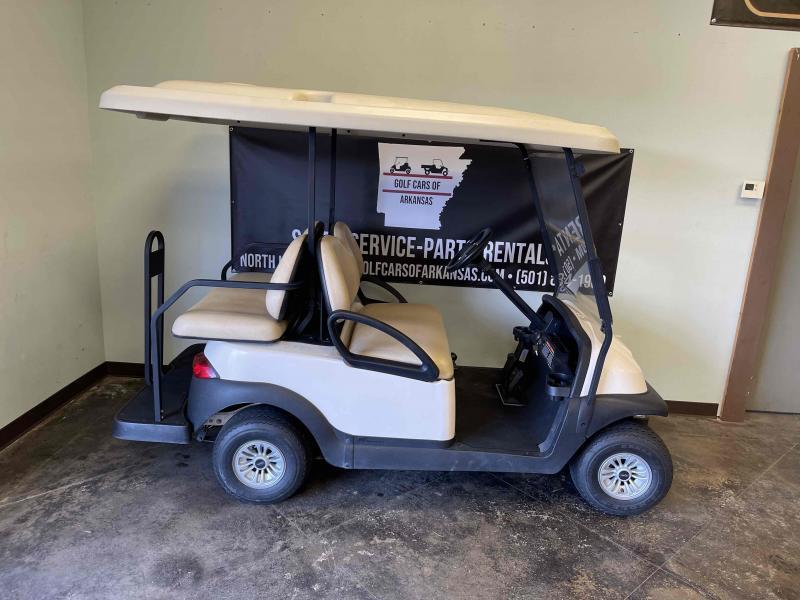 2017 Club Car Villager 4P Gas Golf Cart