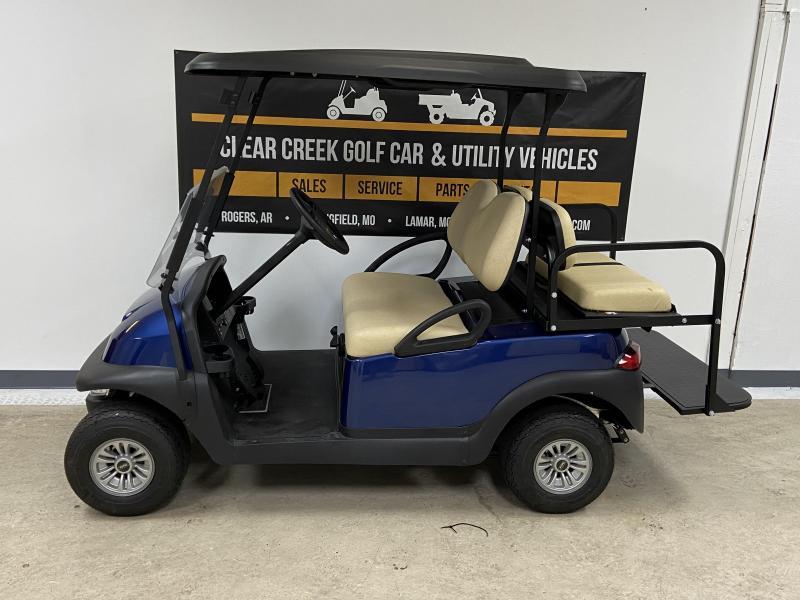 2020 Club Car Precedent Gas Golf Cart