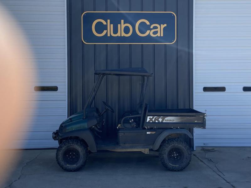 2017 Club Car XRT 1550 Utility Side-by-Side (UTV)