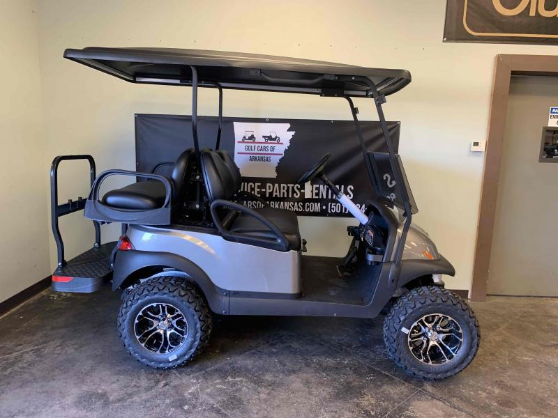 2021 Club Car Villager 4 Lifted Gas Golf Cart