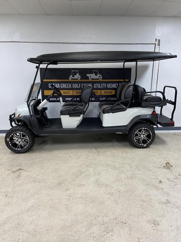2020 Club Car Onward Lifted 6 Passenger Gas Golf Cart
