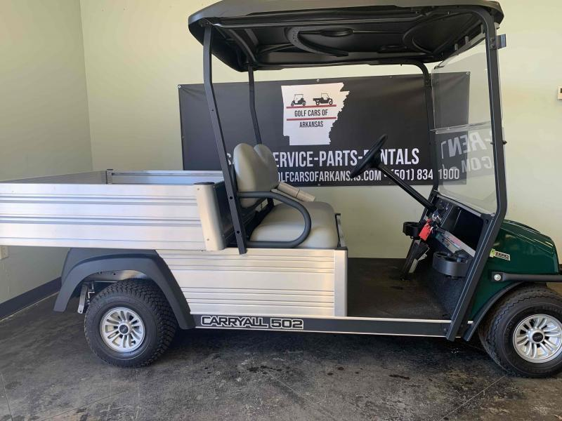2020 Club Car Carryall 502 electric Utility Side-by-Side (UTV)