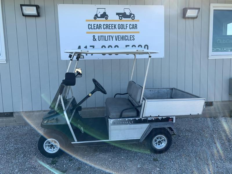 2003 Club Car carryall 1 Utility Side by Side UTV
