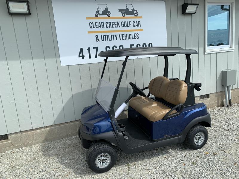 2021 Club Car Tempo Gas Golf Cart
