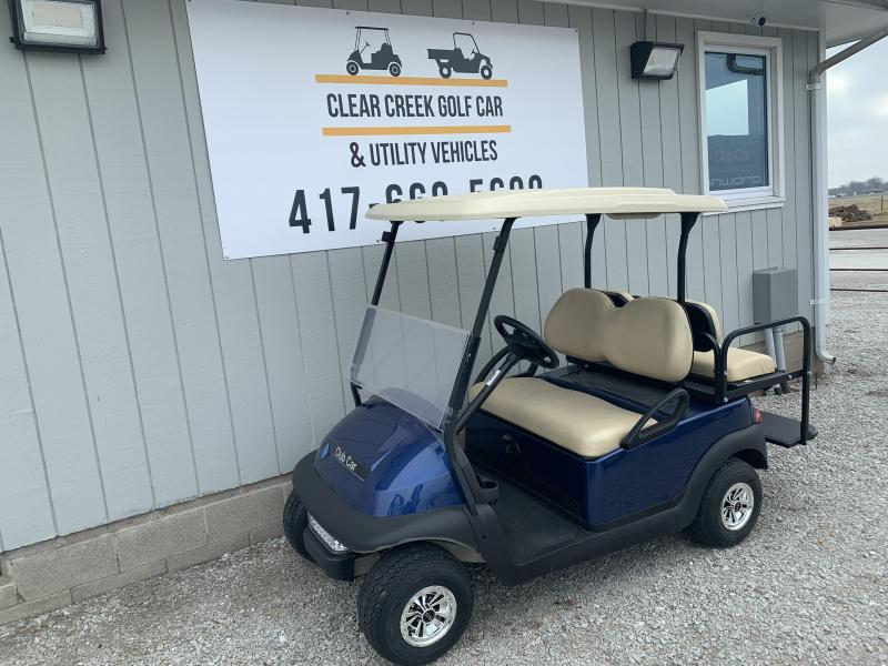 2017 Club Car Precedent Gas Golf Cart